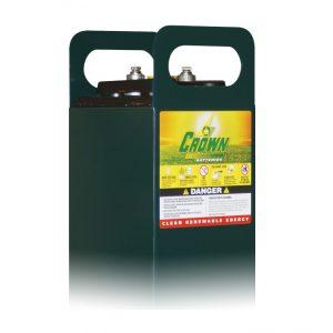 2 volt solar battery