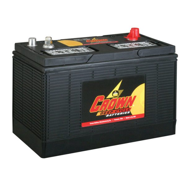 31DC130 Crown Battery