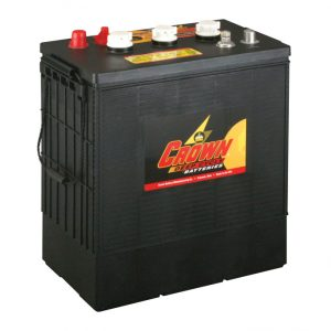 CR350 Battery Crown
